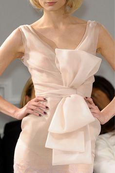 Défilé Christian Dior Printemps-été 2012 Haute couture