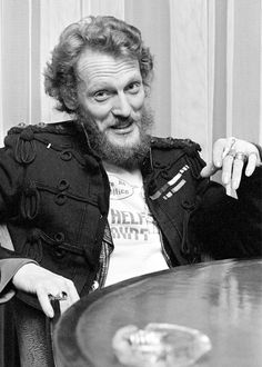 Mr. Ginger Baker