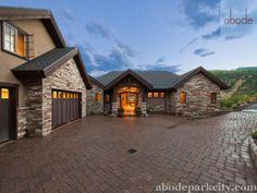 Abode on Mellow Mountain #abodeparkcity #parkcityvacationrental