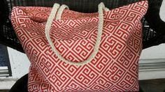 Beach Bag with matching Beach Towel Scrunchie