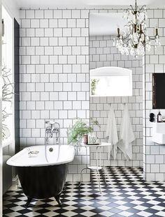Todo lo que un baño ideal tiene que tener #hogarhabitissimo #baño #azulejosmetro