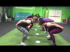 Head, Shoulders, Knees & Cones - YouTube