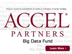 Accel Partners Launches Big Data Fund We partner with entrepreneurs around the world who have unique, breakthrough ideas and the courage to be first. Big Data, Investors, Opportunity, Entrepreneur, Education, Unique, Ideas, Onderwijs, Learning