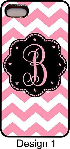 Personalized Monogram One Letter Chevron 8 Designs to Choose From USA Made Iphone 4 4s Black Rubber Phone Case Cover (DESIGN 1) Mugsy http://www.amazon.com/dp/B0113DWINE/ref=cm_sw_r_pi_dp_qSfTvb192V3JB