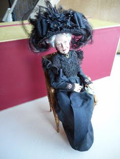 Miniature Collection 1/12: Marcia Backstrom dolls for Sale !