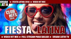 FIESTA LATINA 2015 VOL.1 ► VIDEO HIT MIX ► MERENGUE, REGGAETON, KUDURO, ...