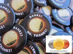 Banks? No, thanks!