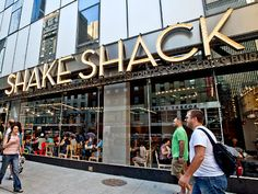 Shake Shack.  Been to the one in Manhattan.  There's also one in Dupont.