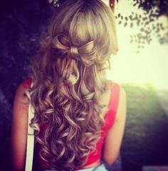 Curls & Bow