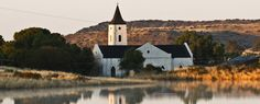 A church in Philippolis, southern Free State, South Africa. Wonderful Places, Beautiful Places, Free State, Travel Info, Live, Continents, South Africa, Explore, Cathedrals