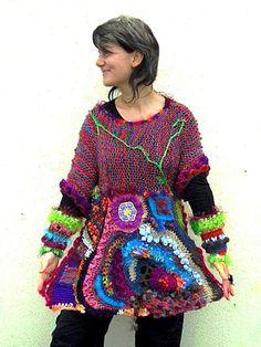 Freeform crochet (Free Colors)