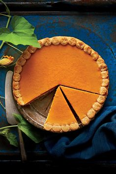 Our Easiest Pumpkin Pie Ever Recipe