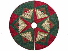 Country Quilts, Amish Quilts, Star Quilts, Christmas Tree Skirts Patterns, Xmas Tree Skirts, Christmas Stockings, Christmas Ornaments, Christmas Trees, Christmas Decorations