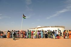 Sahrawi: Maghreb's Forgotten Refugees, by Paulo Nunes dos Santos