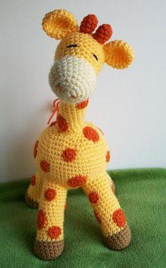 Gilbert the Giraffe | Craftsy