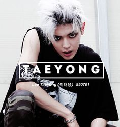 [NCT 127 No. 4] Lee Taeyong