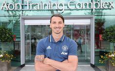 Next season is going to be a madness @ManUtd @Ibra_official #ZlatanTime