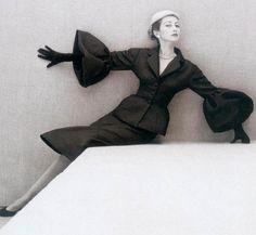 Tailleur di Balenciaga 1951
