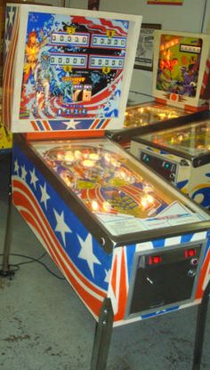 Classic Pinball Machines For Sale