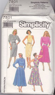 simplicity 7801 - Google Search