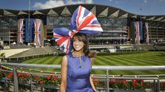 A Jubilee-themed Royal Ascot 2012