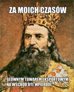 Casimir III the Great King Casimir III, the only Polish king to earn the… Friedrich Ii, Great King, Catholic Saints, European History, Reaction Pictures, Ancestry, Funny Memes, Anime, Artist