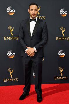 Daniel Sunjata aux Emmy Awards 2016