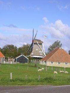Formerum, Terschelling, Nederland