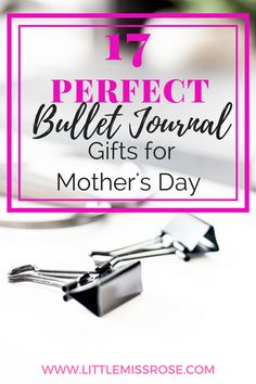 17 Perfect Bullet Journal Gifts for Mother's Day Bullet Journal Gifts, Making A Bullet Journal, Bullet Journal Contents, Bullet Journal For Beginners, Bullet Journal How To Start A, Bullet Journal Junkies, Bullet Journal Layout, Bullet Journal Inspiration, Bullet Journals