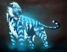 Draw Creatures New Mutant Monday Series Two Mystical Animals, Mythical Creatures Art, Magical Creatures, Big Cats Art, Furry Art, Cat Art, Fantasy Kunst, Fantasy Art, Herobrine Wallpaper