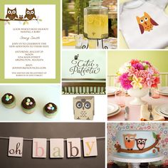 Baby Shower Owl Themed Favors and Personalized Gifts: Favor Couture http://www.favorcouture.theaspenshops.com