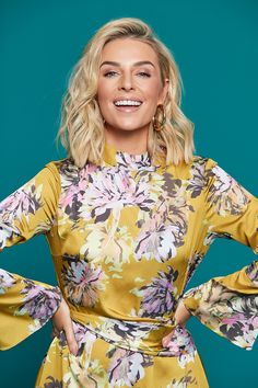Introducing the second edition of Pippa's second collection hosts fabulous pieces from luxurious velvet to on trend prints! Shop the latest looks from right here Slouchy Boots, Mixing Prints, Girl Pictures, Latest Fashion, Ireland, Floral Tops, Bell Sleeve Top, Velvet, Lady