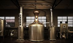 Charleston, SC - Scott Blackwell and Ann Marshall went against the grain when they opened High Wire Distillery. Instead of sourcing bulk grain, their small-batch spirits incorporate more inventive granules, like Carolina Gold in New Southern Revival Brand Bourbon Whiskey and Tennessee sorghum in their deep amber Sorghum Whiskey.
