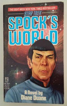 Star Trek: Spock's World -- Diane Duane