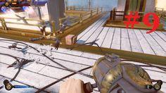 BioShock Infinite #9 Portul Fincton