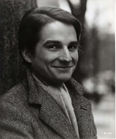 "Jean-Pierre Léaud in ""Baisers volés"" (1968). Country: France. Director: François Truffaut."