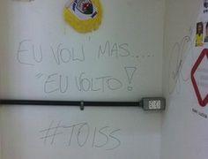 Mensagem de Neymar - Santos - 24/05/2013