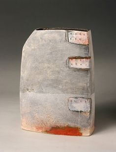Ceramics by Craig Underhill at Studiopottery.co.uk - Produced in 2007. Halfway up the hill H29cm.