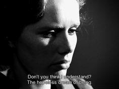 The hopeless dream of being | Persona by Ingmar Bergman