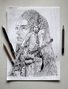 Artist Of The Week:Grzegorz Domaradzki