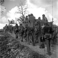 Saipan, Final Days Of Invasion.