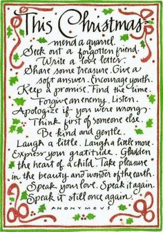 The meaning of Christmas