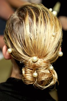 Paradise Found — skaodi: Chanel Ready To Wear Spring 2012.