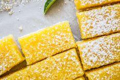 The Best Lemon Bars - The Food Charlatan
