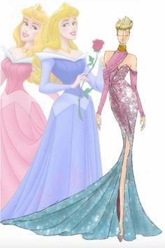 Quand l'univers de la mode rencontre celui des princesses Disney... - Les Éclaireuses