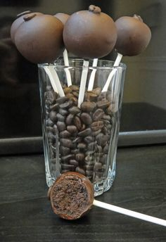 Mocha Espresso Petite Pops