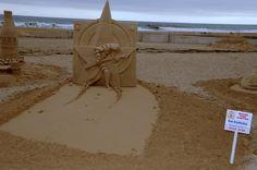 Castle7-Hampton Beach Sand Castle Competition!