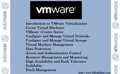 Introduction to VMware Virtualization