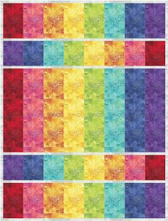 Sew in Love {with Fabric}: Changing Lanes: A Dreamscape quilt