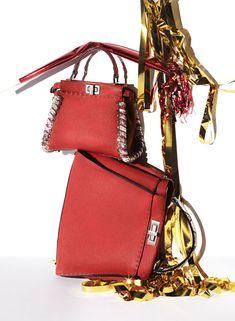 d2338d563796 Fendi Selleria Bags Peek A Boos, Designer Bags, Bergdorf Goodman, Everyday  Outfits,